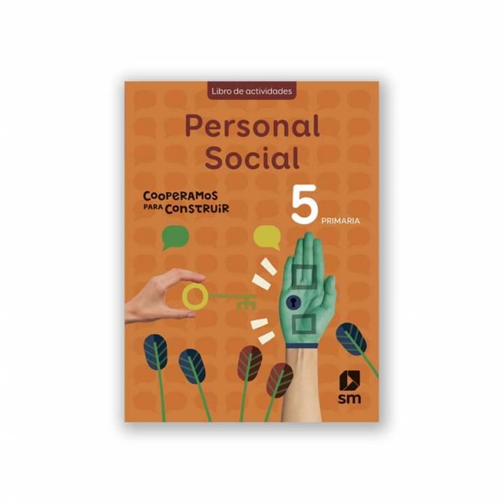 Personal Social 5 - Cooperamos Libro Actividades