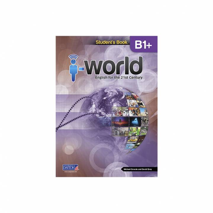 i-world B1+ Pack (Student's Book + UDP Access Licence)