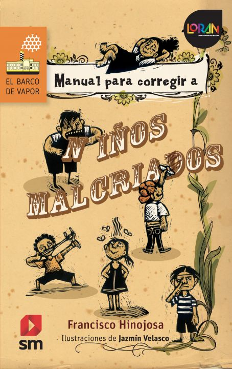 Manual para corregir niños malcriados