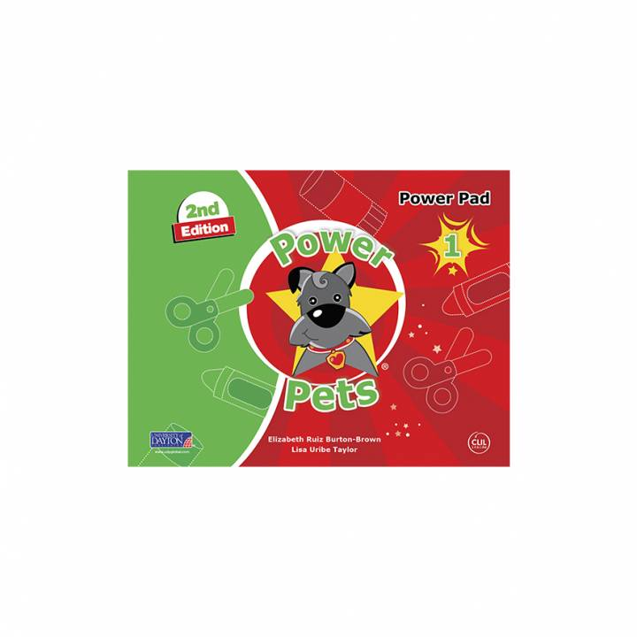 Power Pad 1° 2da. Edición Preschool (Power pets)