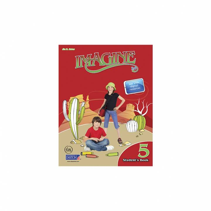 Imagine 2.0 Pack (Student Book & Reader) 5