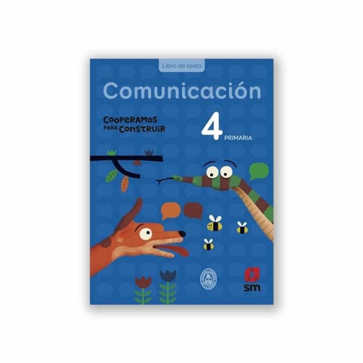 Comunicación 4 - Cooperamos Texto Escolar