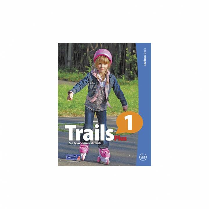 Trails Plus 1° (Student´s Book-Reader´s) Primary.