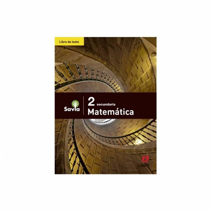 Matemática 2 - Texto Escolar - Savia