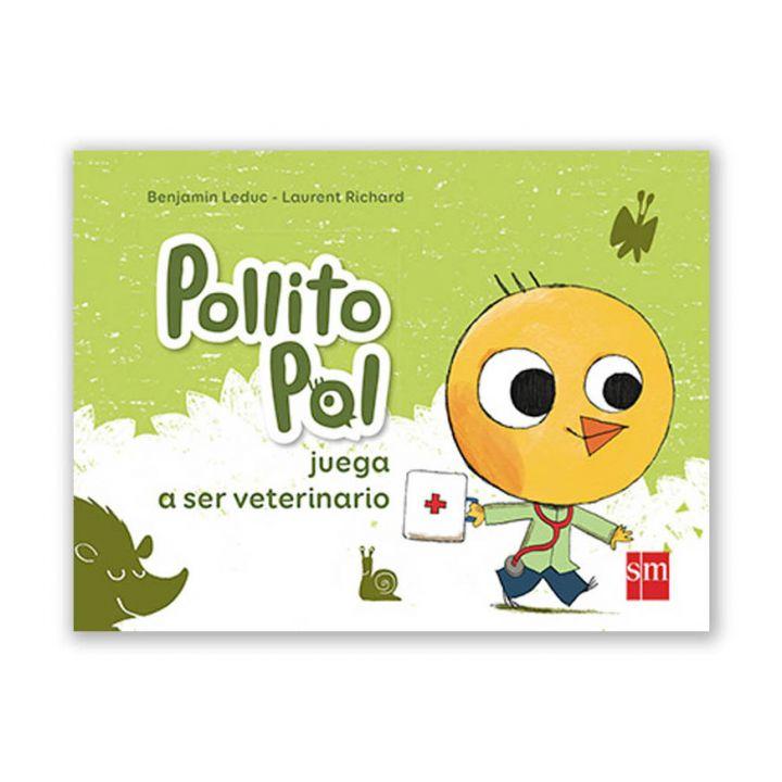Pollito Pol juega a ser veterinario