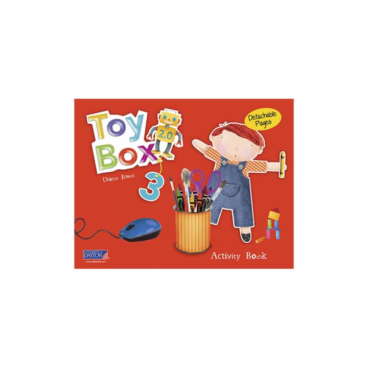 Toy Box 2.0 Activity Book 3