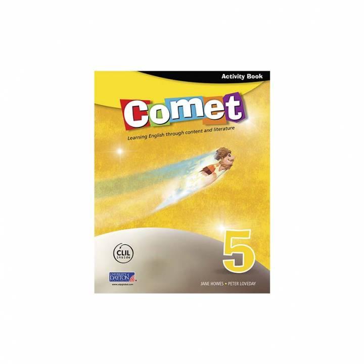 American Comet 5. Activity Book