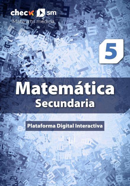 Check SM Matemática 5