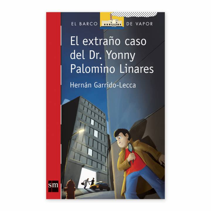 El extraño caso del Dr. Yonny Palomino Linares