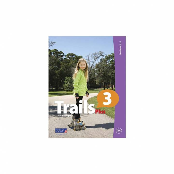 Trails Plus 3° (Student´s Book-Reader´s) Primary.