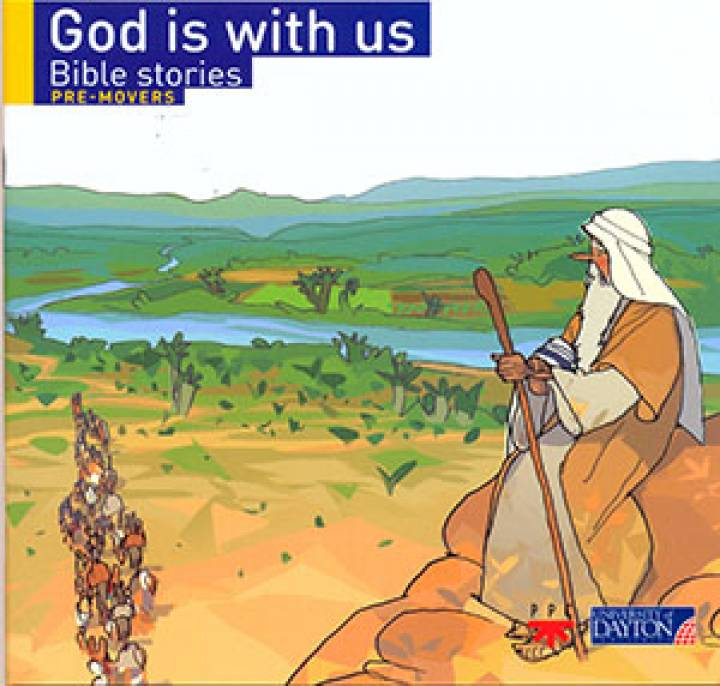 GOD IS WITH US BIBLE STORIES PRE-MOV 13