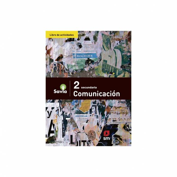 Comunicación 2 - Libro de Actividades - Savia