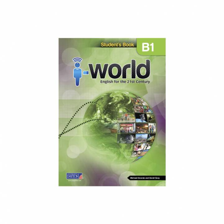 i-world B1 Pack (Student's Book + UDP Access Licence)