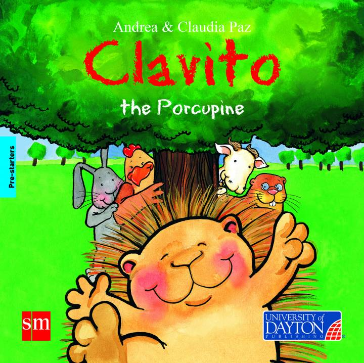 PE.READER CLAVITO THE PORCUPINE E1-14