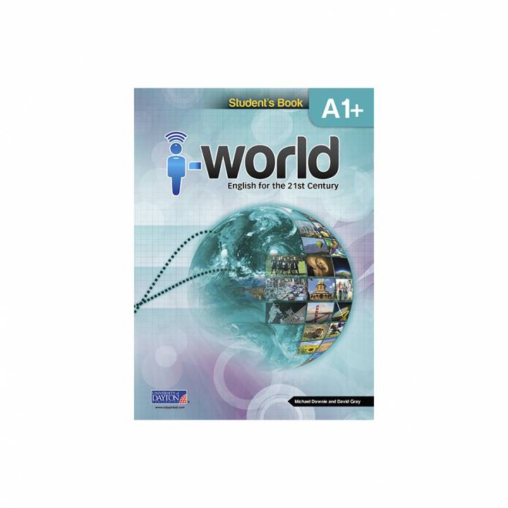 i-world A1+ Pack (Student's Book + UDP Access Licence)