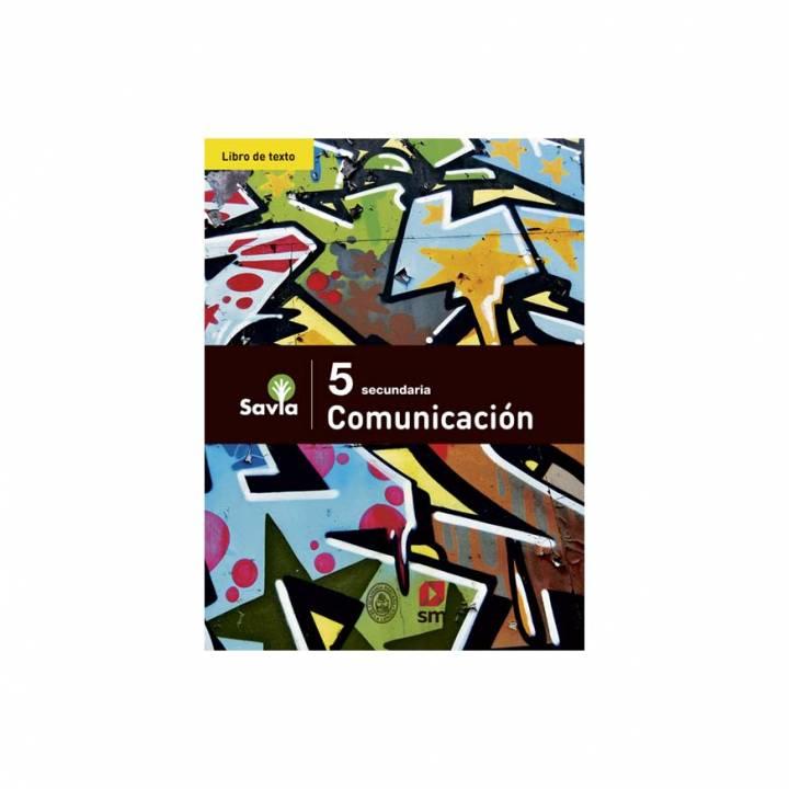 Comunicación 5 - Texto Escolar - Savia