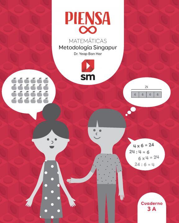Matemática 3 - Singapur Pack