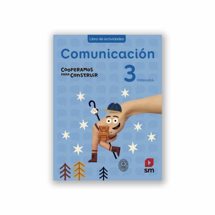 Comunicación 3 -Cooperamos Libro Actividades