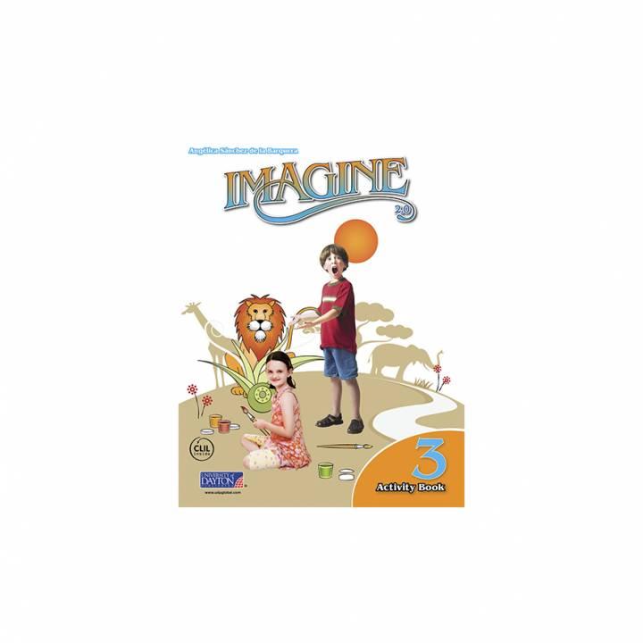 Imagine 2.0  Activity Book 3