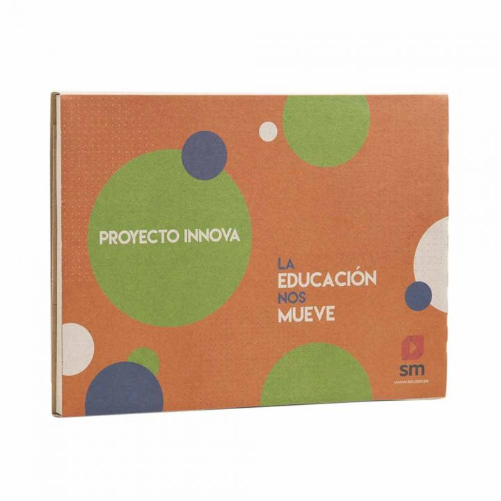 PACK PROYECTO INNNOVA - Inicial /  Kinder