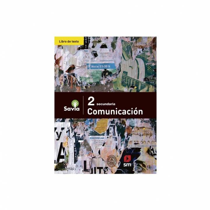 Comunicación 2 - Texto Escolar - Savia
