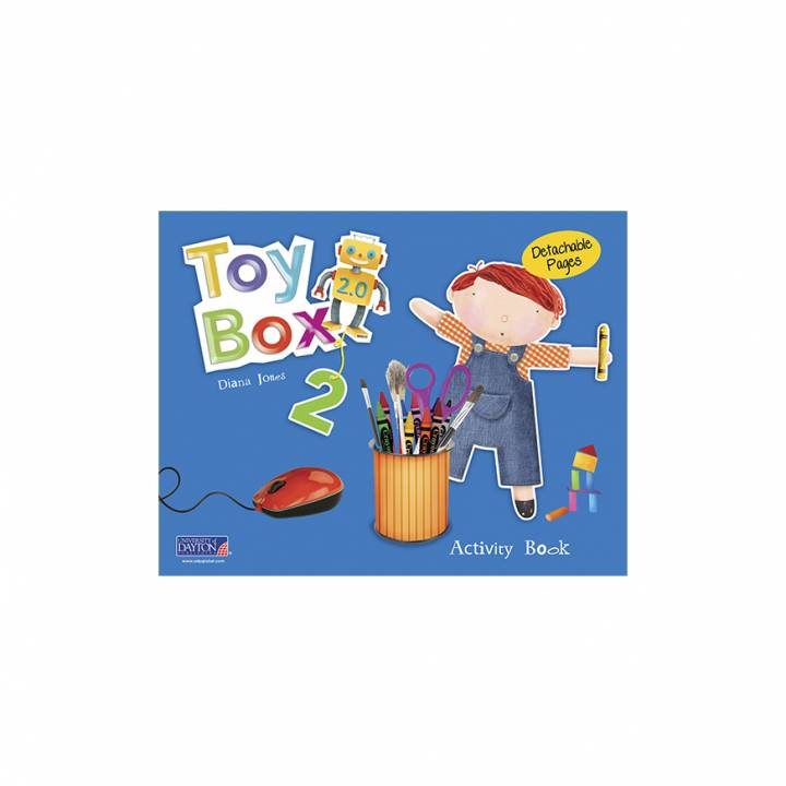 Toy Box 2.0 Activity Book 2