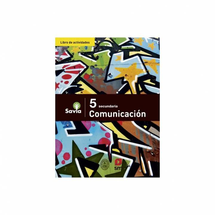 Comunicación 5 - Libro de Actividades - Savia