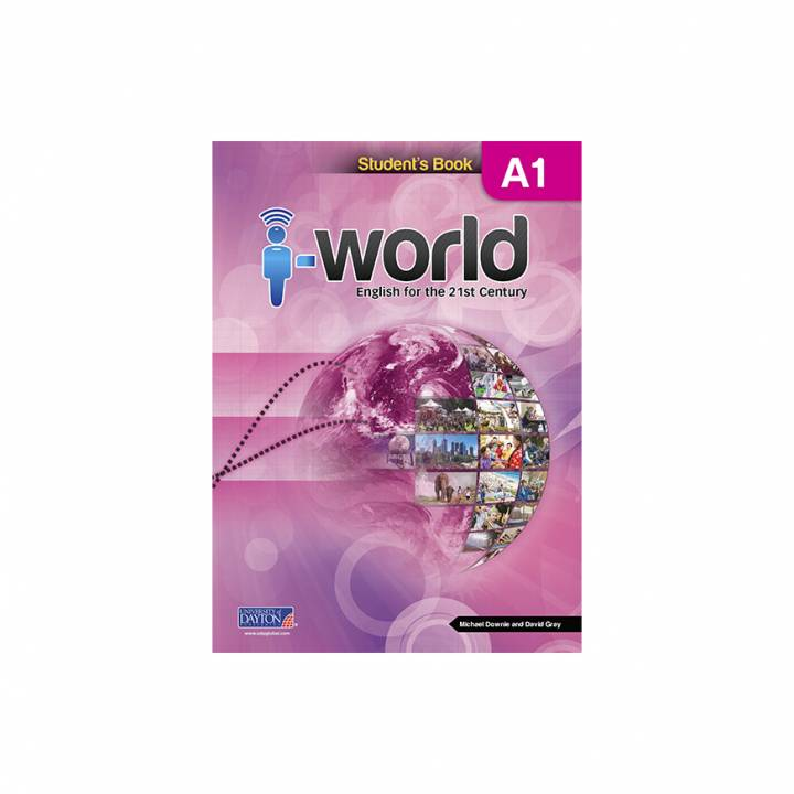 i-world A1 Pack (Student's Book + UDP Access Licence)