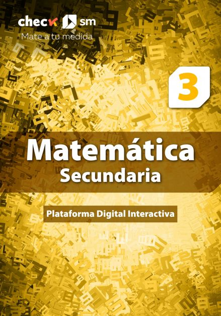 Check SM Matemática 3
