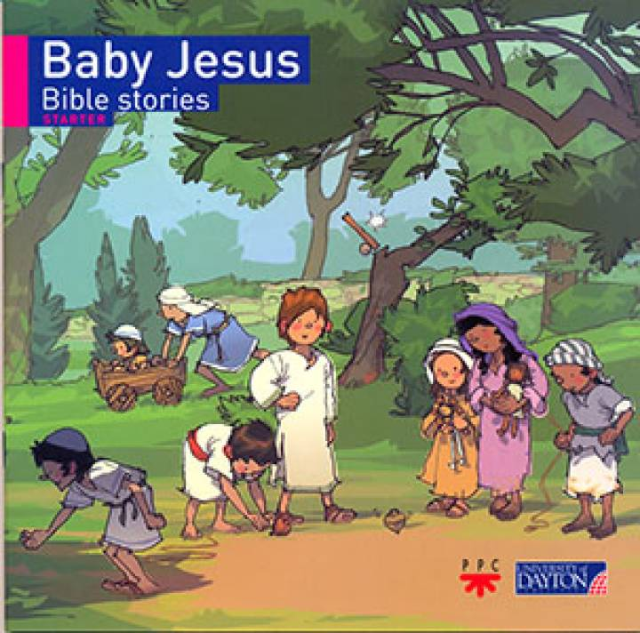 BABY JESUS BIBLE STORIES STARTER 13