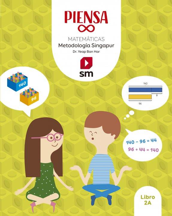 Matemática 2 - Singapur Pack