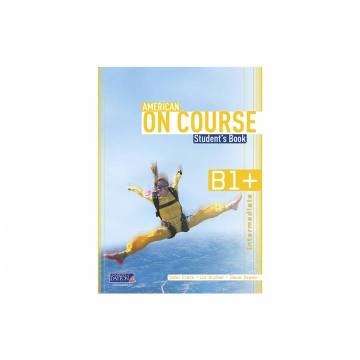 American on Course B1+. Student's Book