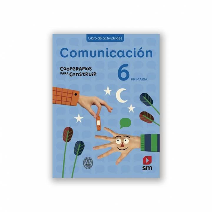Comunicación 6 - Cooperamos Libro Actividades