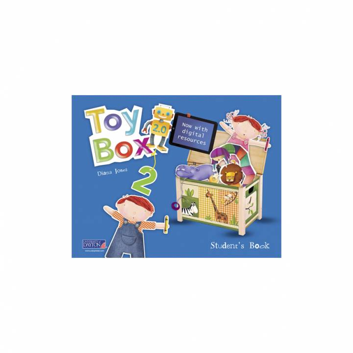 Toy Box 2.0 Student's Book Pack (Student's Book & CD) 2