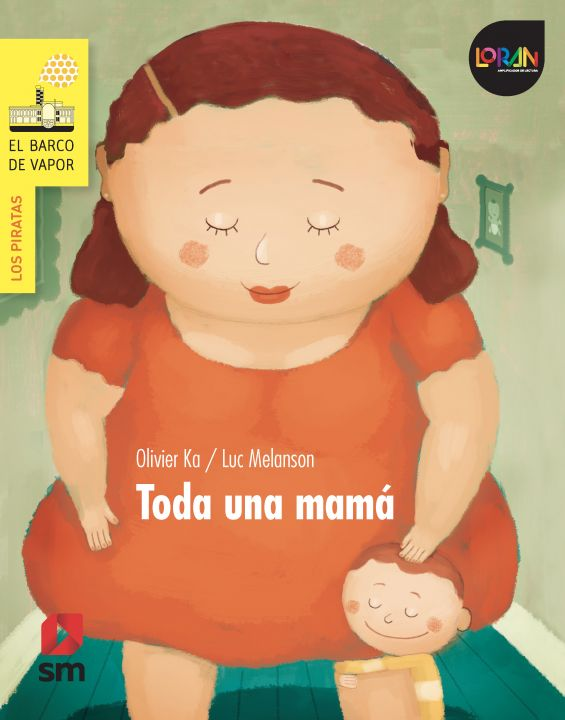 Toda una mamá