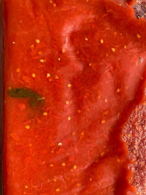 Salsa Pomodoro (500 gr)