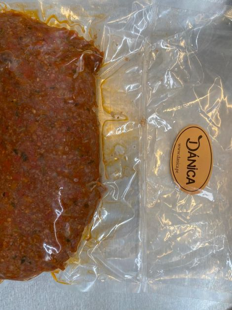 Salsa Bolognesa de Lomo fino (500 gr)