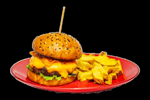 Krakatoa Burger
