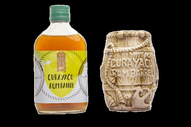 Rum Barrel Pack