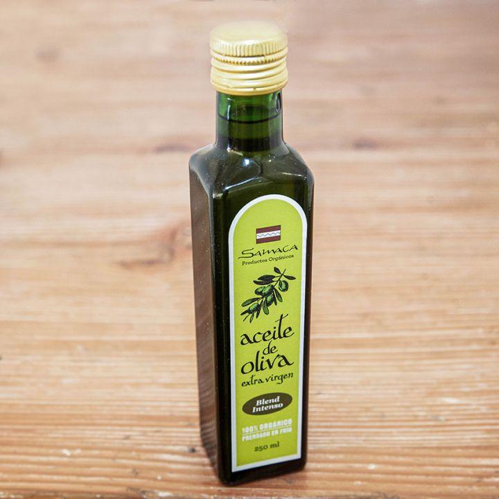 ACEITE EXTRAVIRGEN SAMACA 250 ml