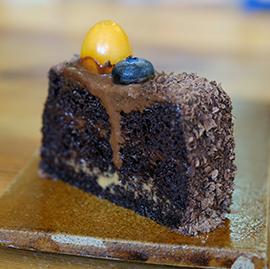 KEKE CHOCOLATE (Porción)