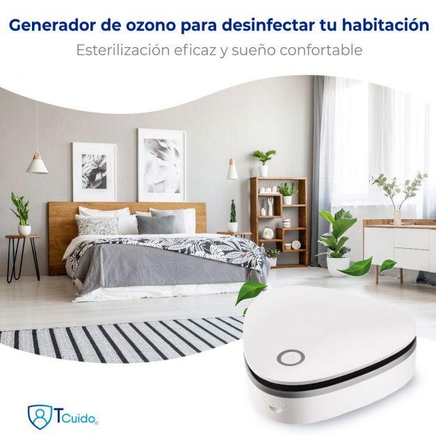 Ozonizador portátil USB 20mg/h