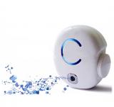 Ozonizador 50mg/h para desinfeción y desodorización baños o ambientes interiores pequeños
