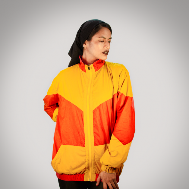 Impermeable Mujer M.C.