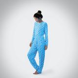 Pijama Mujer Cloud
