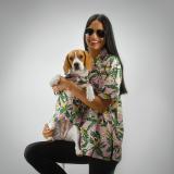 Camisa Pet Florencia