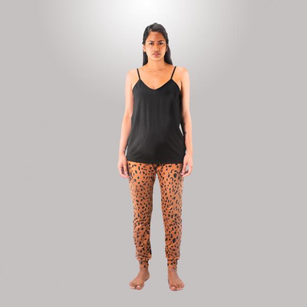 Pijama Mujer Caramel Stone
