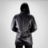 Impermeable Mujer Neon Black