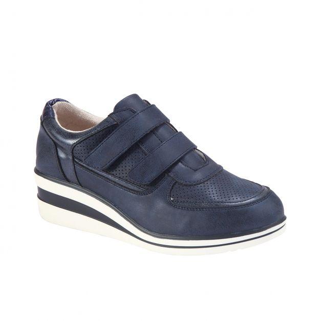 STHEF - Zapatillas c/cuña interna Sporty Style (36-40)