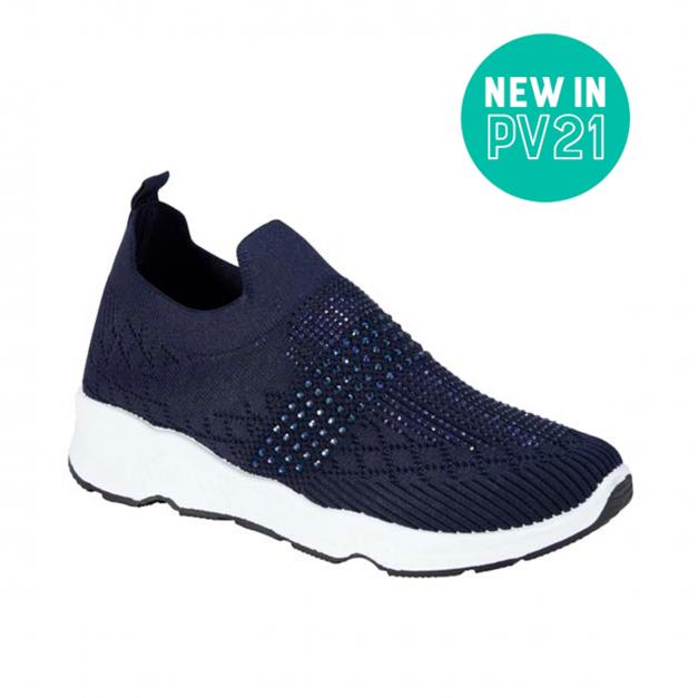 Sthef - Zapatillas Socks Sneakers (35-40)